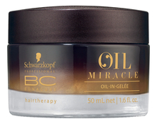 Schwarzkopf Professional Масло-желе для волос BC Oil Miracle Oil-In-Gelee 50мл