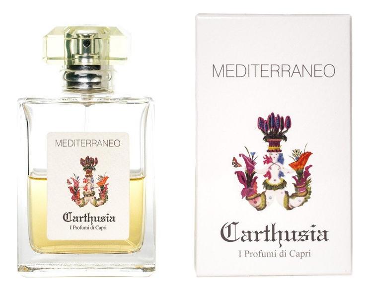 Купить Mediterraneo: туалетная вода 50мл, Carthusia