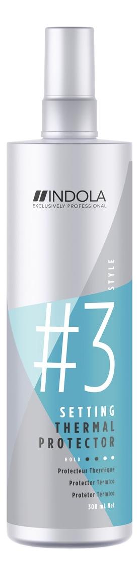 Защитный термоспрей для волос Innova Thermal Protector Setting 300мл