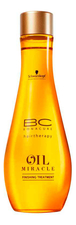 Schwarzkopf Professional Масло для нормальных и жестких волос BC Oil Miracle Finishing Treatment 100мл