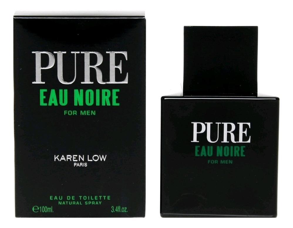 Pure Eau Noire: туалетная вода 100мл