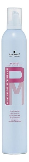 Купить Мусс для укладки волос Professionnelle Mousse Super Strong 500мл, Schwarzkopf Professional
