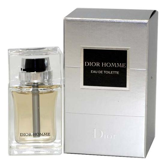 Christian Dior Homme: туалетная вода 10мл