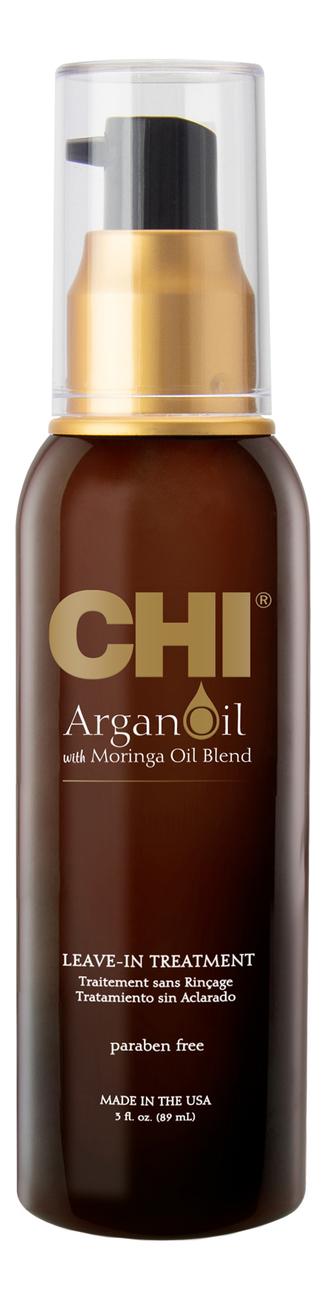 Восстанавливающее масло для волос Argan Oil Plus Moringa: Масло 89мл