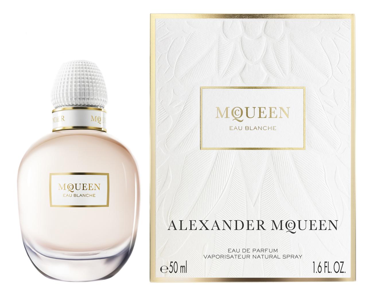 McQueen Eau Blanche: парфюмерная вода 50мл недорого