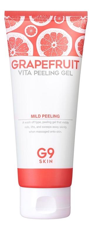 Пилинг-гель для лица G9 Skin Grapefruit Vita Peeling Gel 150мл пилинг skin tech цена