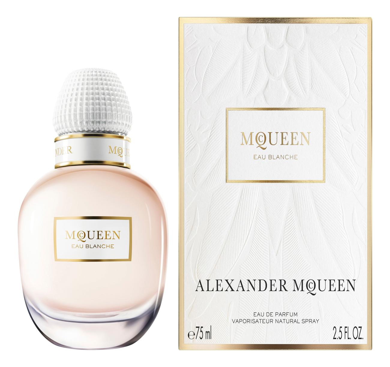 McQueen Eau Blanche: парфюмерная вода 75мл недорого