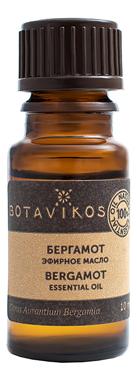 Купить Эфирное масло Бергамот 100% Bergamot Oil 10мл, Botavikos