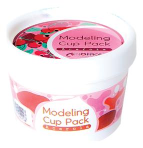 Альгинатная маска с экстрактом ацеролы Acerola Modeling Cup Pack 18г альгинатная маска с коллагеном inoface modeling cup pack collagen