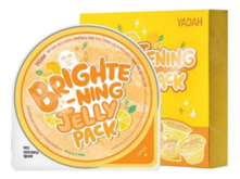 YADAH Маска для сияния кожи лица Brightening Jelly Pack Mask Sheet 30мл