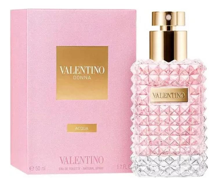 Valentino Donna Acqua Valentino: туалетная вода 50мл