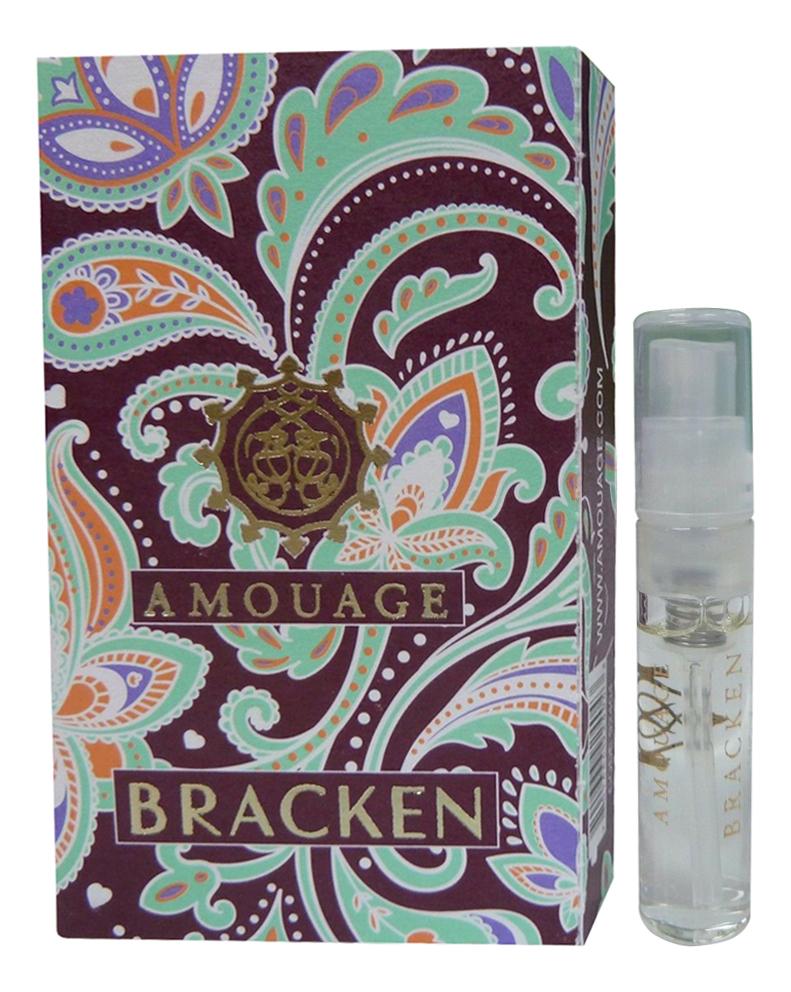 Купить Bracken For Men: парфюмерная вода 2мл, Amouage