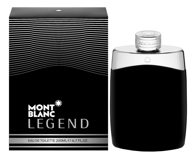 Mont Blanc Legend men: туалетная вода 200мл