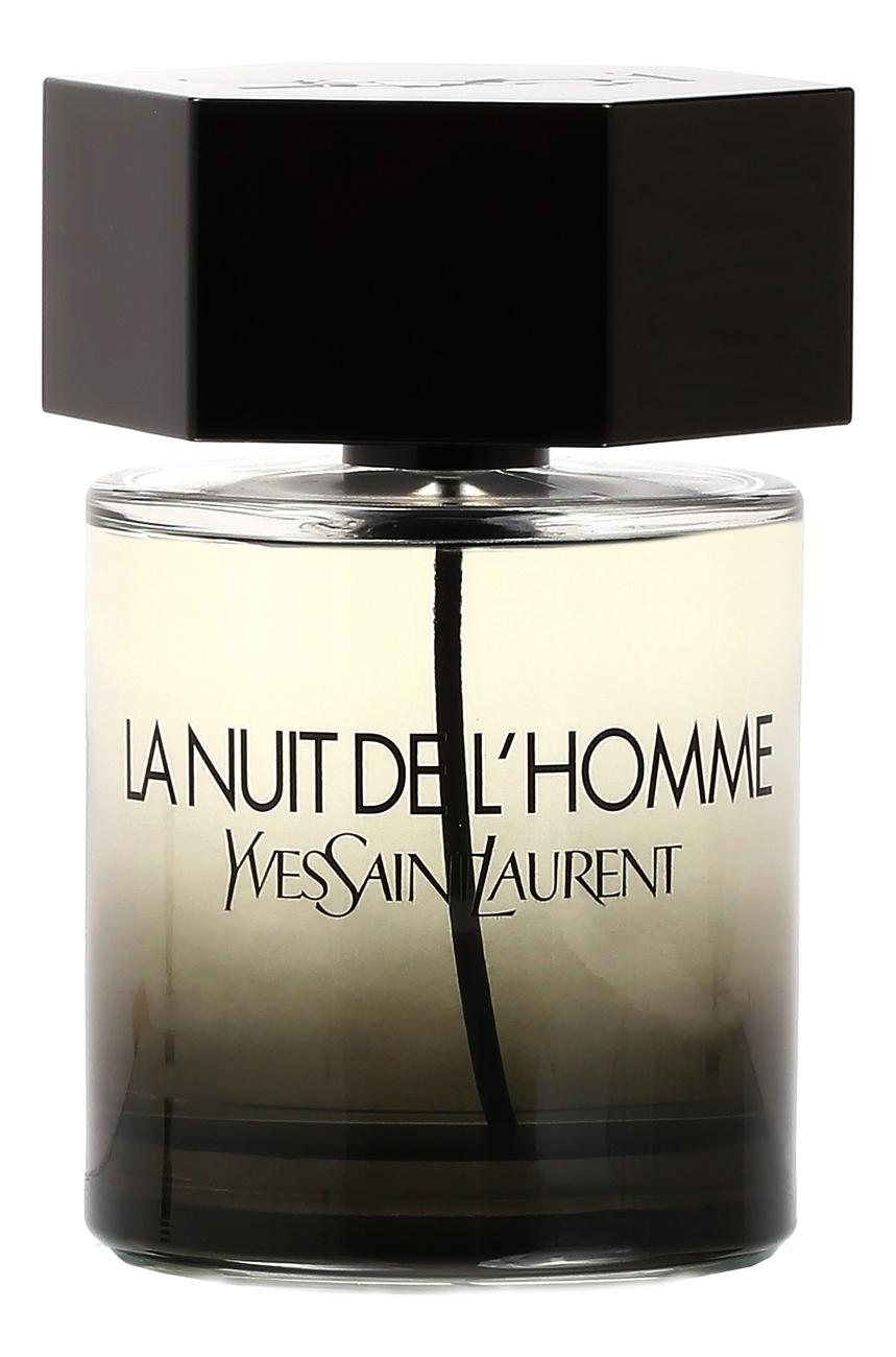 Купить La Nuit de L'Homme: туалетная вода 200мл, Yves Saint Laurent