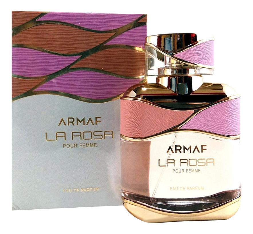 Купить La Rosa: парфюмерная вода 100мл, Armaf