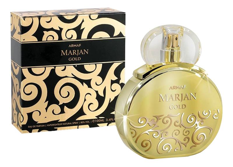 Купить Marjan Gold: парфюмерная вода 100мл, Armaf