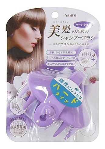 Купить Массажер для кожи головы Shampoo Brush, VESS