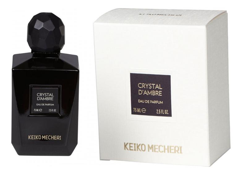 Купить Crystal D'Ambre: парфюмерная вода 75мл, Keiko Mecheri