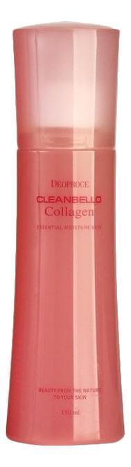 Флюид для лица увлажняющий с коллагеном Cleanbello Collagen Essential Moisture Skin 150мл