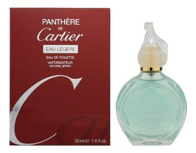 Cartier Panthere Eau Legere Винтаж: туалетная вода 50мл cartier la panthere туалетная вода