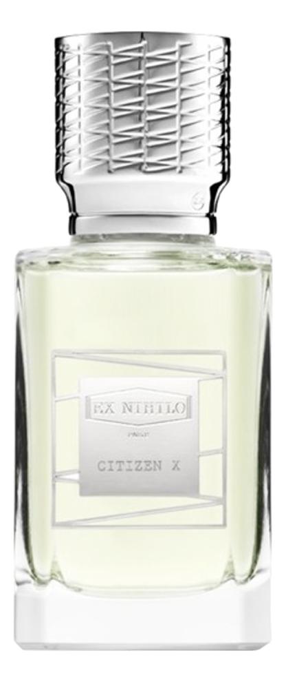 Ex Nihilo Citizen X: парфюмерная вода 100мл тестер ex nihilo devil tender парфюмерная вода 100мл