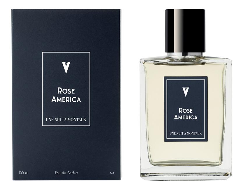 Rose America: парфюмерная вода 100мл nuit des rois парфюмерная вода 100мл