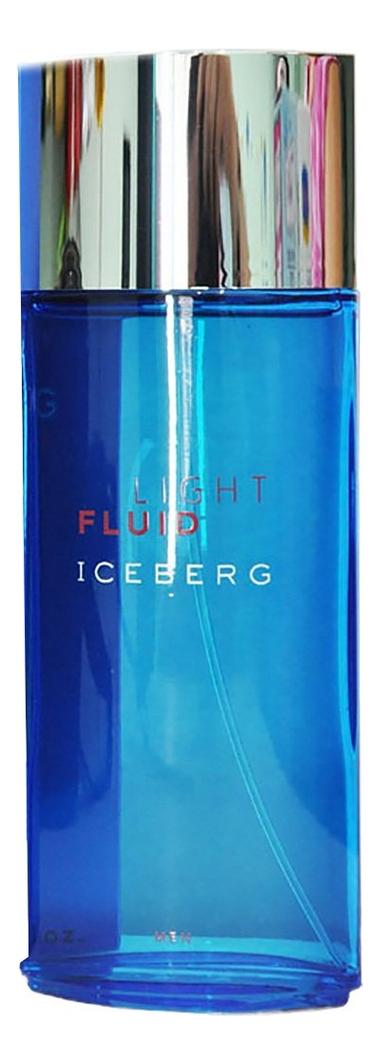 цена Iceberg Light Fluid Iceberg Man: туалетная вода 100мл тестер онлайн в 2017 году