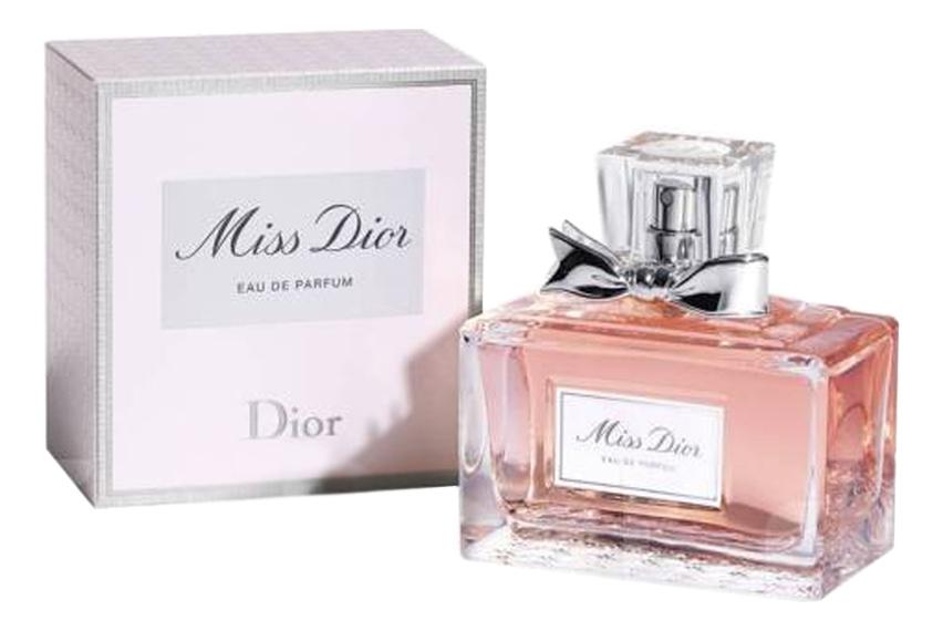 Christian Dior Miss Dior Eau de Parfum 2017: парфюмерная вода 100мл christian dior jadore voile de parfum туалетные духи 100 мл