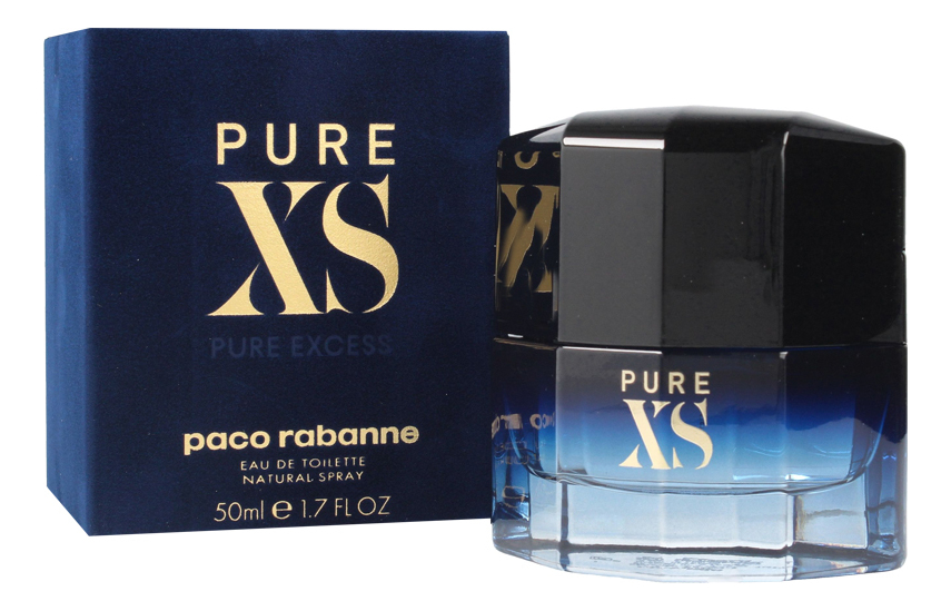 Paco Rabanne Pure XS: туалетная вода 50мл