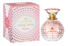 Princesse Marina de Bourbon  Cristal Royal Rose