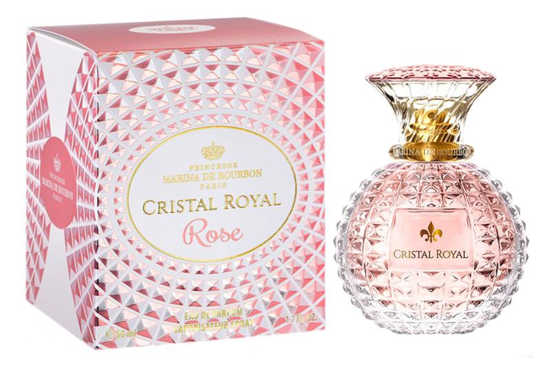 Princesse Marina de Bourbon Cristal Royal Rose: парфюмерная вода 30мл парфюмерная вода princesse marina de bourbon paris royal marina marina diamond 50 мл женская