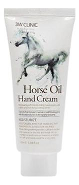 Крем для рук с лошадиным маслом Moisturize Horse Oil Hand Cream 100мл
