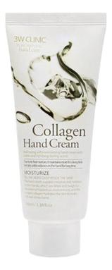 Крем для рук с коллагеном Moisturize Collagen Hand Cream 100мл 3w clinic collagen hand cream увлажняющий крем для рук с коллагеном 100 мл