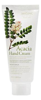 Фото - Крем для рук с экстрактом акации Moisturize Acacia Hand Cream 100мл крем для рук с ароматом клубничного сорбета dessert time strawberry sorbet hand cream 100мл