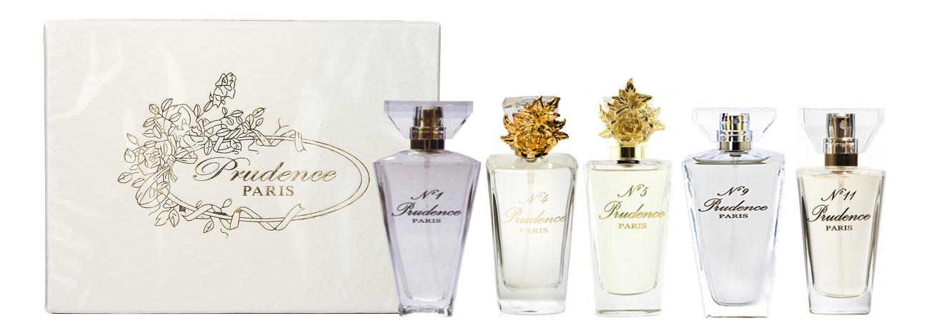 Купить The Bees Set: парфюмерная вода 5*10мл ( 1 + 4 + 5 + 9 + 11), Prudence Paris