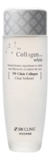 3W CLINIC Осветляющий тонер для лица с коллагеном Collagen White Clear Softener 150мл