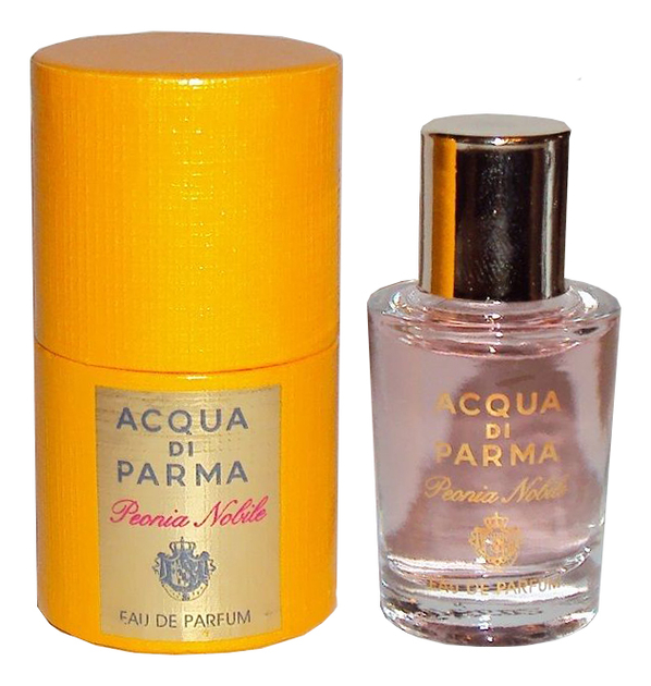Acqua di Parma Peonia Nobile: парфюмерная вода 5мл acqua di parma rosa nobile парфюмерная вода