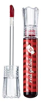 Тинт для губ гелевый Saemmul Real Gel Tint 10г: 01 Red Soda тинт для губ гелевый saemmul real gel tint 10г 01 red soda