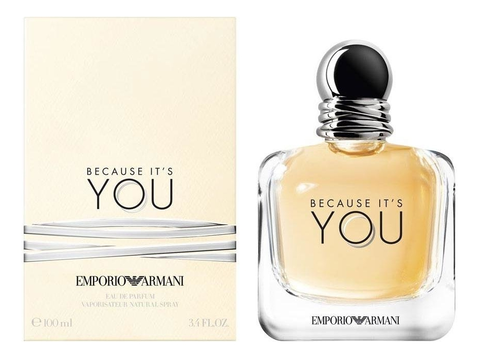 Emporio Because It s You: парфюмерная вода 100мл armani emporio because it's you парфюмерная вода 50мл