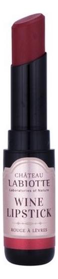 Укрепляющая помада для губ Chateau Wine Lipstick Fitting 3,5г: RD02 Red Pinot помада для губ матовая kissholic lipstick s 4 1г rd02 red velvet