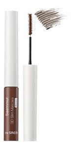 цена на Тушь для ресниц Saemmul 3D Slim Mascara 4г: Brown