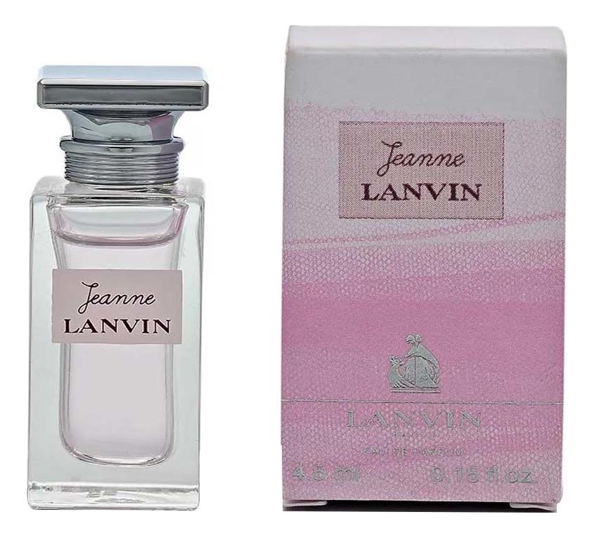 Jeanne: парфюмерная вода 4,5мл недорого