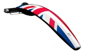 Бритва R1 Gillette Mach3 (Union Jack)