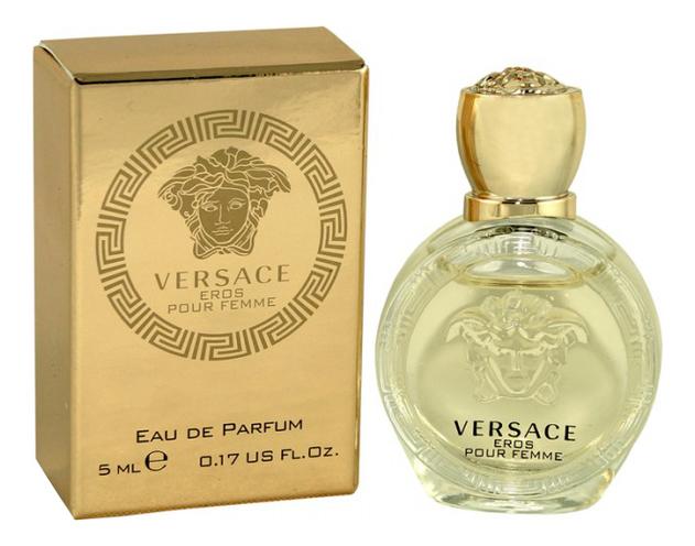 Versace Eros Pour Femme: парфюмерная вода 5мл