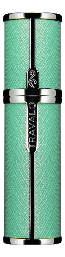Фото - Атомайзер Milano Easy Fill Perfume Spray 5мл: Aqua атомайзер perfumepod crystal perfume spray 5мл gold