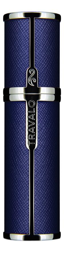 Фото - Атомайзер Milano Easy Fill Perfume Spray 5мл: Blue атомайзер perfumepod crystal perfume spray 5мл gold