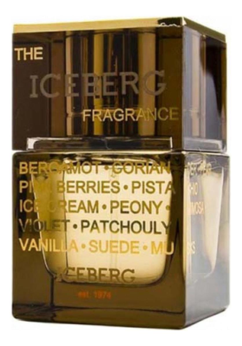 цена Iceberg The Iceberg Fragrance: парфюмерная вода 50мл тестер онлайн в 2017 году