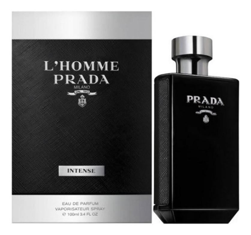 Prada L`Homme Prada Intense: парфюмерная вода 100мл очки солнцезащитные prada prada pr040dweot87