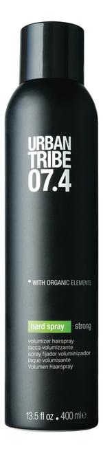 Лак-спрей для создания объема сильной фиксации 07.4 Hold Hard Spray Strong 400мл недорого
