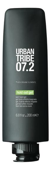 Фото - Гель сильной фиксации для укладки волос 07.2 Hold Out Gel 200мл гель цемент для укладки волос artisan geghe gel fluid gel cement hold 150мл
